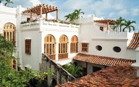 Modern Colonial Interior Design Hotel Casa San Agustin Blends Contemporary Luxury And Historic
