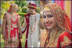 indian bridal look defined as per different culture