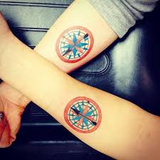 siblings have some clever ideas for matching tattoos 30 photos