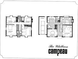 Dutch Colonial Floor Plans Mid Century Modern And 1970s Era Ottawa November 2011