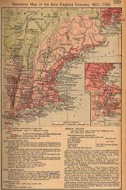 New England Maps by New England 1760 Elec Intro Website