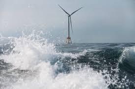 america u0027s first offshore wind farm