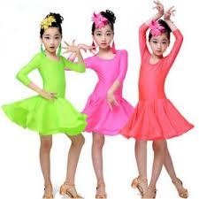 kids samba neon green coral hot pink fuchsia girl kids children modern