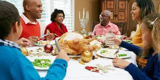 pic of thanksgiving dinner 10 things your better not do at thanksgiving dinner vsb