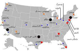 map of usa with major cities map usa major cities tourist attractions maps within us