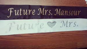 personalized sashes personalized sashes how to customize your sashes for bachelorette