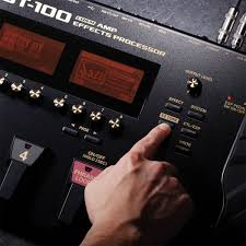 boss gt 100 cosm amp effects processor