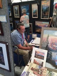 wild west art show