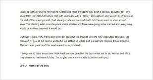 thanksgiving letter for wedding invitation wedding invitation ideas