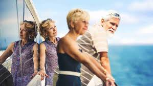 singles cruises for seniors too much fun or too much hassle