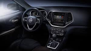 new jeep truck interior 2014 jeep cherokee drive review autoweek