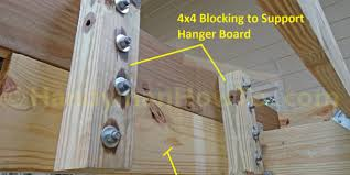 deck stair stringer hanger board and simpson strong tie lscz