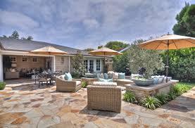 Low Maintenance Backyard Ideas Triyae Com U003d Ranch House Backyard Design Various Design