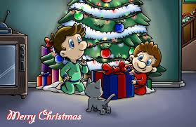 merry christmas 2014 by nintendrawer on deviantart