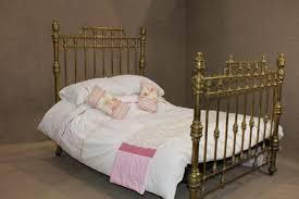 victorian king size bed in brass antiques atlas