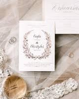 winter wedding invitations 34 winter wedding invitations martha stewart weddings