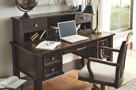 Home Desk With Hutch Townser Home Office Desk With Hutch Furniture Homestore