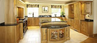 Oak Kitchen Designs Bespoke Kitchens Uk Oak Kitchen Country Kitchen Luxury Oak