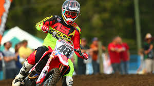 who won the motocross race today lucas oil pro motocross christian craig joey savatgy qualify on