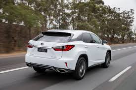 lexus rx200t 2017 review 2016 lexus rx pricing and specifications