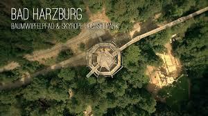 Bad Harzburg Burgberg Bad Harzburg Baumwipfelpfad Und Skyrope Youtube