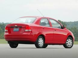 2005 chevrolet aveo information and photos zombiedrive