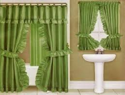 Matching Shower Curtain And Window Curtain Swag Shower Curtain Foter