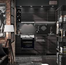 cuisine noir ikea cuisine ikea les nouveautés du catalogue 2018 côté maison