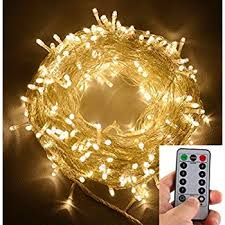 Christmas Decoration Lights String Lights Fairy Copper Lights 16ft 50 Led Fairy Starry String