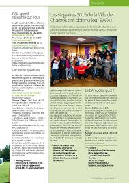 bureau plus chartres chartres votre ville n 152 janvier 2016 page 16 17 chartres