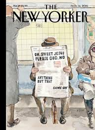 november new yorker cover captures america u0027s election despair