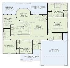 Computer Room Floor Plan Traditional Style House Plan 3 Beds 2 00 Baths 1525 Sq Ft Plan