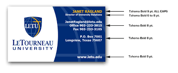 font size for business cards business card design in indesign
