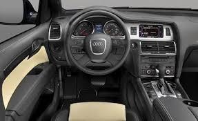 Audi Q7 Inside 2007 Audi Q7 Interior 2008 Audi Q7 Johnywheels
