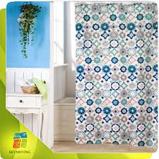 Oriental Shower Curtains Polyester Shower Curtain Fabric Polyester Shower Curtain Fabric