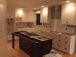 mission style kitchen island valley custom cabinets kitchen cabinets remodel