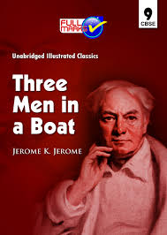 full marks novel three men in a boat for class 9