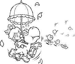 perfect yoshi coloring pages 92 in picture coloring page with