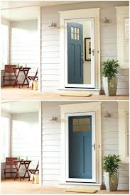 articles with what color front door goes with a red brick house
