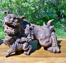 foo lions for sale vintage bronze guardian lions foo dogs for sale