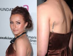 celebrities with bad tattoos famous stars with body ink