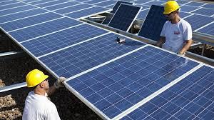 install solar cheap panels spark solar power trade war npr