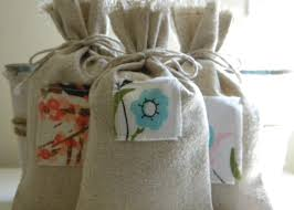 cloth gift bags homework a creative sew and tell fabric party favor bags