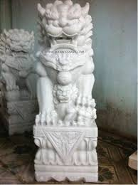 marble foo dogs fu dogs marble sculpture foo dog temple lion garden lion carvings