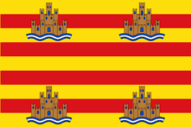 What Do Colors Represent Spain What Do The Four Castles On The Flag Of Ibiza Represent