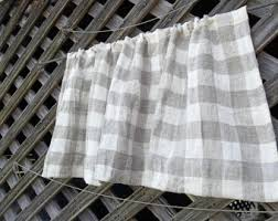 Rustic Curtains And Valances Rustic Curtains Etsy