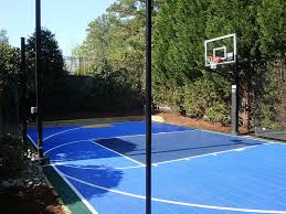 Backyard Sports Court by Four Tips To Improve Basketball Skills In Your Own Backyard