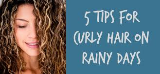 charlotte days of lives hairstyles 5 tips for curly hair on rainy days re salon med spa