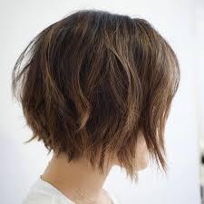 deconstructed bob hairstyle best 25 short shaggy bob ideas on pinterest shaggy bob