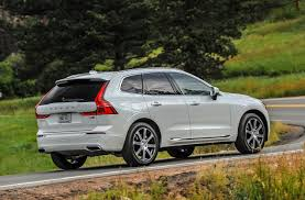 2018 volvo xc60 t8 first drive review the accidental performance